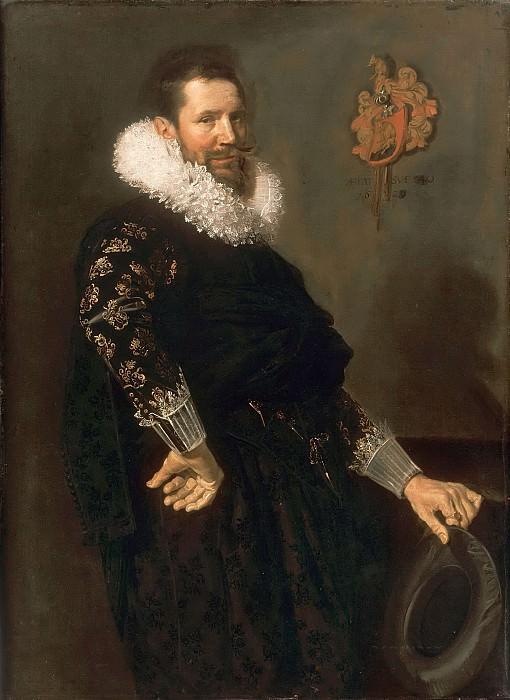 Frans Hals -- Paulus van Beresteyn, Man of the Law in Haarlem. Part 6 Louvre