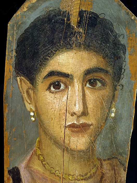 Египет, Фивы (2 век). Part 6 Louvre