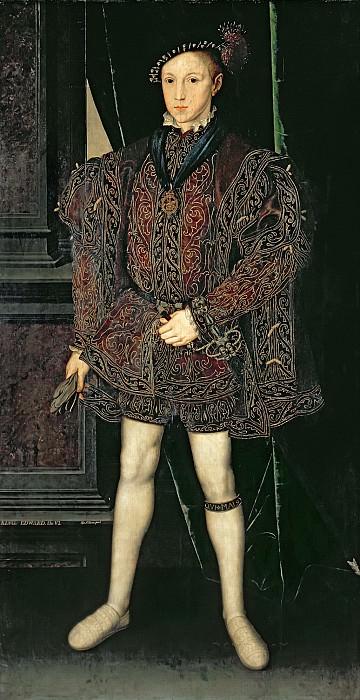 Скротс, Виллем (раб 1537-53 в Англии), приписывается -- Король Англии Эдуард VI. часть 6 Лувр
