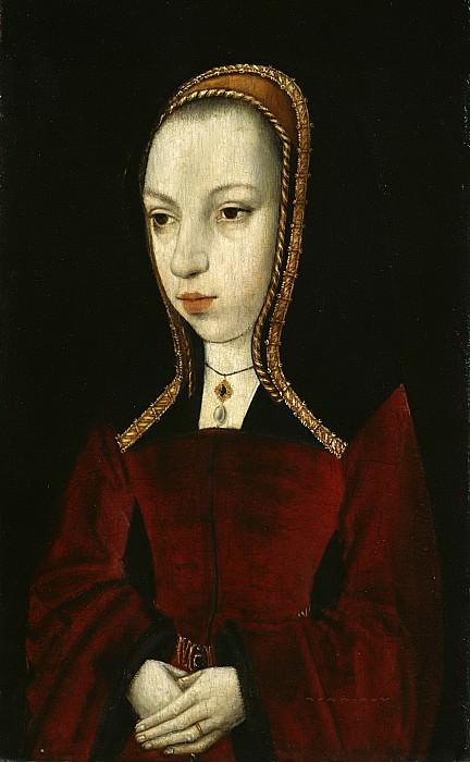 Конинксло, Питер ван (Мастер легенды Марии Магдалины) (раб c.1479-1513 в Брюсселе) -- Маргарита Австрийская. Part 6 Louvre