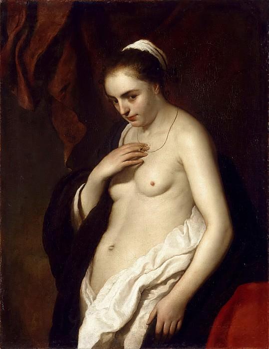 Ло, Якоб ван (1614 Слейс - 1670 Париж) -- Обнаженная. Part 6 Louvre