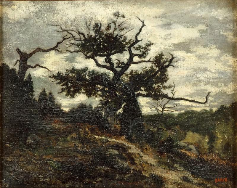 Antoine-Louis Bayre -- The Jean de Paris, Fontainebleau Forest. Part 6 Louvre