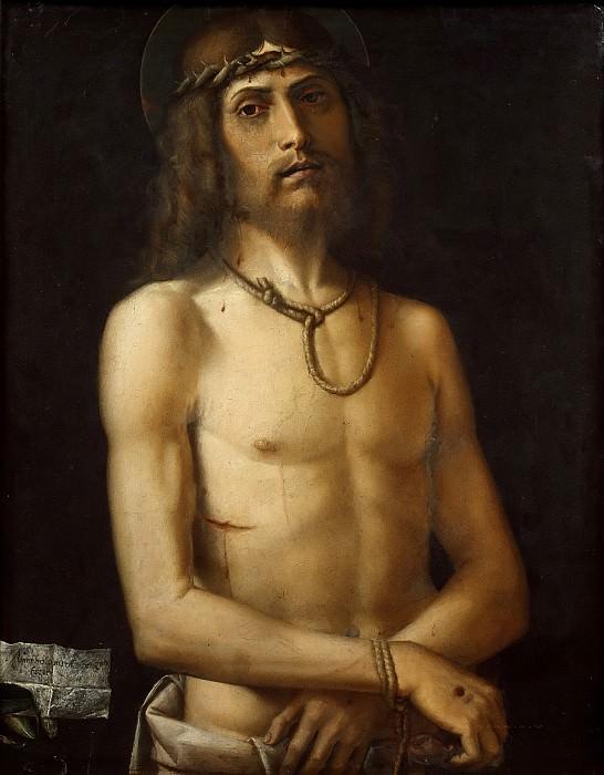 Bartolomeo Montagna -- Ecce Homo. Part 6 Louvre