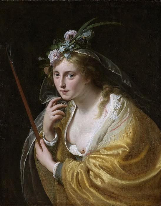 Moreelse, Paulus -- Een herderin, bekend als 'De schone herderin, 1630. Rijksmuseum: part 1