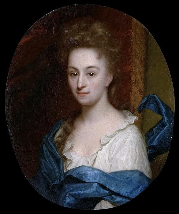 Схалькен, Годфрид -- Йозина Клара ван Ситтерс (1671-1753), дочь Йозины Пардейн, 1699 - 1706. Рейксмузеум: часть 1
