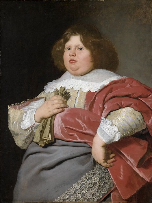 Helst, Bartholomeus van der -- Gerard Andriesz Bicker (1622-66), heer van Engelenburg. Drost van Muiden, 1640-1652. Rijksmuseum: part 1