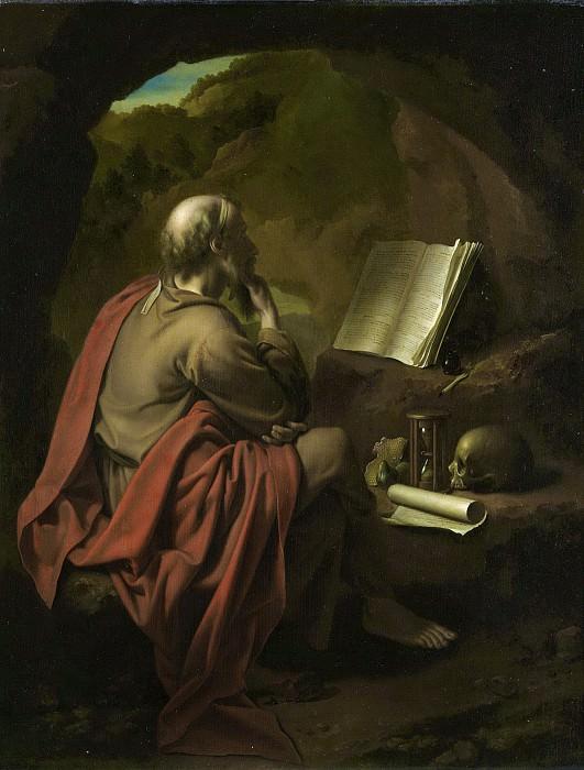 Werff, Pieter van der -- De heilige Hieronymus, 1710. Rijksmuseum: part 1