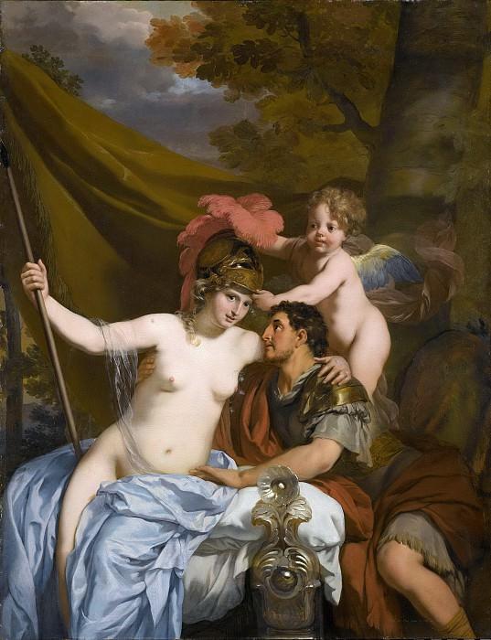 Lairesse, Gerard de -- Mars en Venus, 1678. Rijksmuseum: part 1