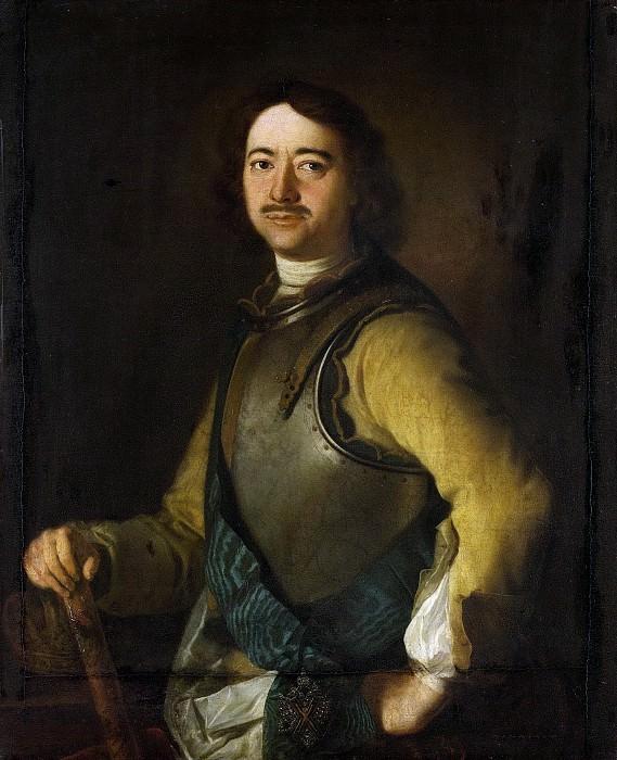 Unknown artist -- Peter de Grote (1672-1725), tsaar van Rusland, 1700-1749. Rijksmuseum: part 1
