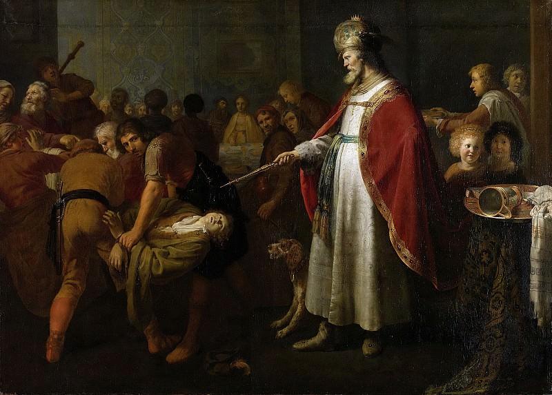 Якоб Адрианс Бакер -- Безразличие к достойному гостю на свадьбе, 1630-1651. Рейксмузеум: часть 1