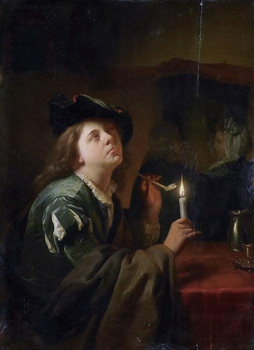 Schalcken, Godfried -- Verschil van smaak, 1685-1690. Rijksmuseum: part 1