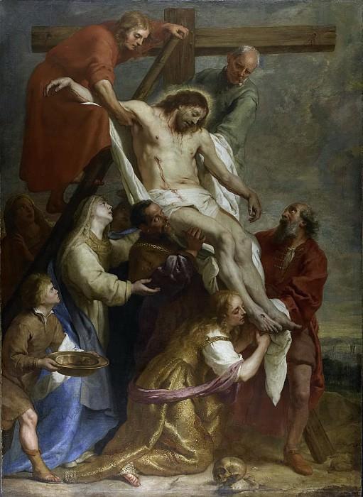 Crayer, Gaspar de -- De kruisafneming, 1630 - 1669. Rijksmuseum: part 1