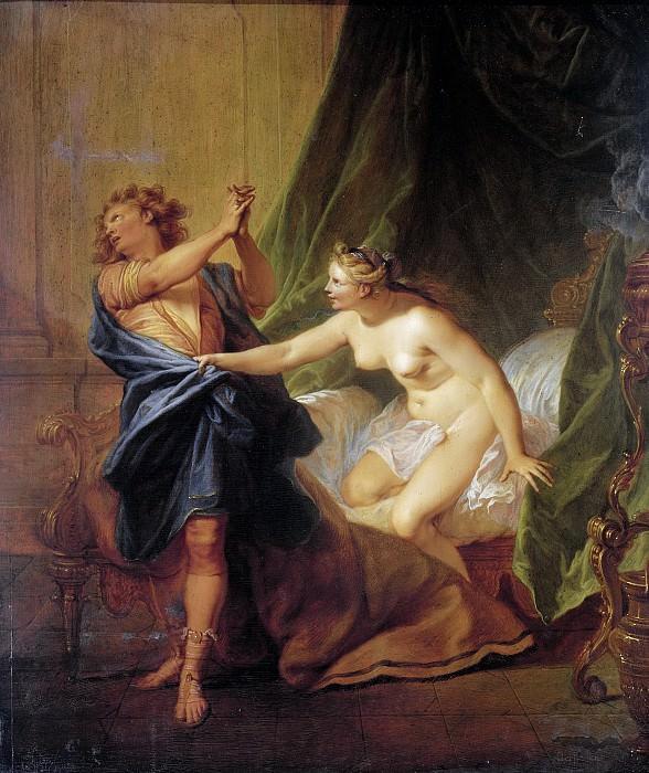 Bertin, Nicolas -- Jozef en de vrouw van Potifar, 1690-1710. Rijksmuseum: part 1