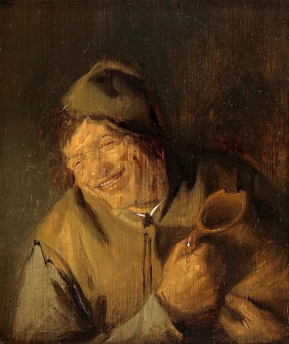 Ostade, Adriaen van -- De vrolijke boer, 1630-1650. Rijksmuseum: part 1