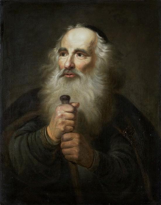 Неизвесстный художник -- Апостол Павел, 1600 - 1699. Рейксмузеум: часть 1