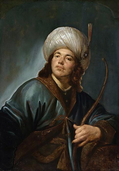 Grebber, Pieter Fransz. de -- Een oosterling, 1640 - 1671. Rijksmuseum: part 1