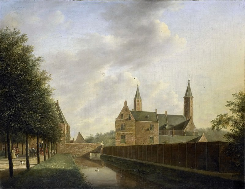 Janson, Johannes -- Het Huis te Heemstede, 1766. Rijksmuseum: part 1