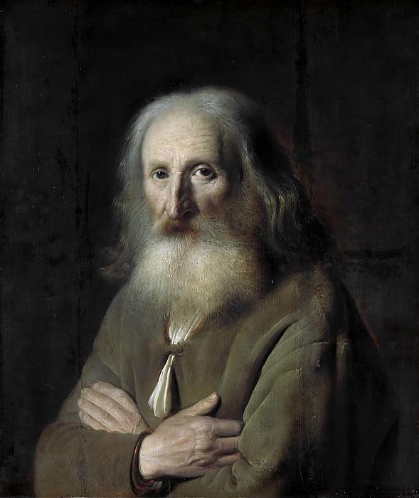 Kick, Simon -- Portret van een oude man, 1639. Rijksmuseum: part 1