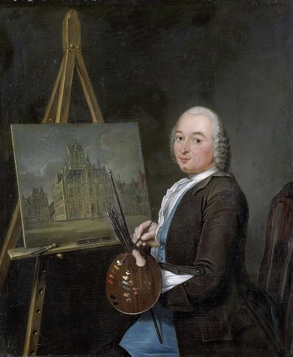 Regters, Tibout -- Jan ten Compe (1713-61). Schilder en kunsthandelaar te Amsterdam, 1751. Rijksmuseum: part 1