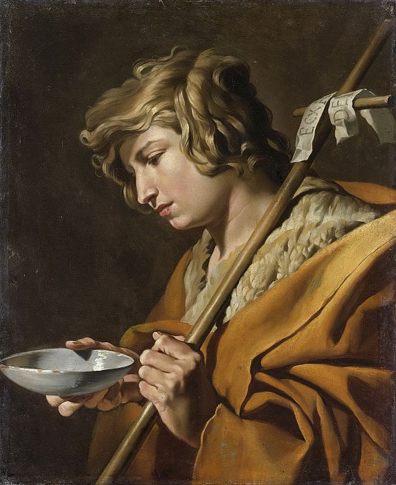 Stom, Matthias -- Johannes de Doper, 1630-1650. Rijksmuseum: part 1