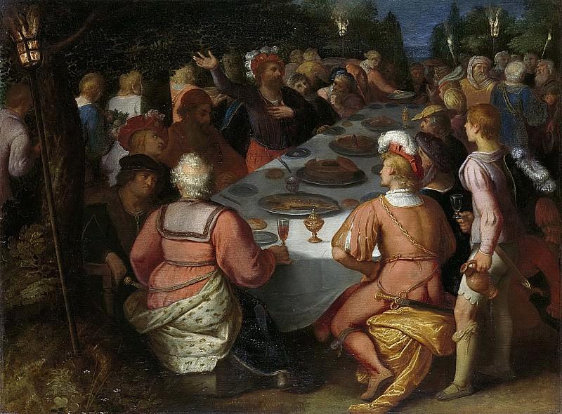 Veen, Otto van -- De samenzwering van Claudius Civilis met de Bataven in het Schakerbos, 1600-1613. Rijksmuseum: part 1