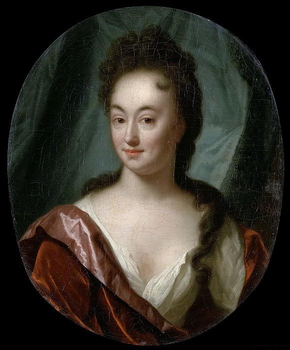 Годфрид Схалькен -- Госпожа ван Голь, подруга Йозины Клары ван Ситтерс, 1699 - 1706. Рейксмузеум: часть 1