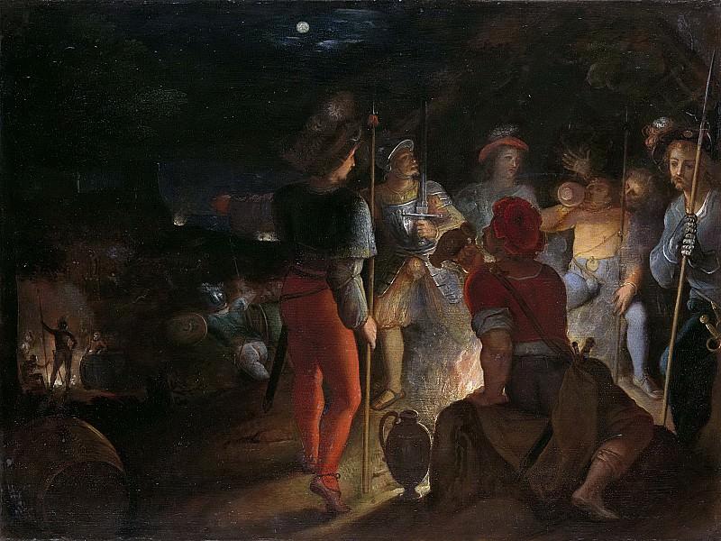 Veen, Otto van -- De Bataafse belegering van het Romeinse legerkamp Vetera, 1600-1613. Rijksmuseum: part 1