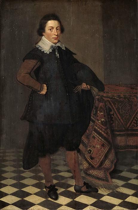 Unknown Artist -- Paul de Hooghe (1611-74), 1630. Rijksmuseum: part 1
