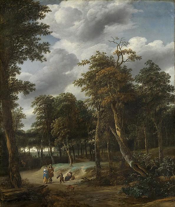 Looten, Jan -- Bosweg, 1650-1674. Rijksmuseum: part 1