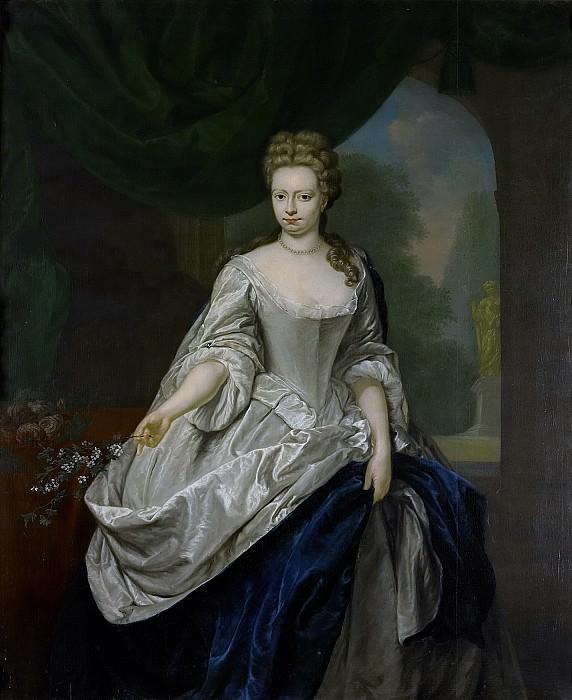 Wassenbergh, Jan Abel -- Louise Christina Trip (gest 1733). Echtgenote van Gerrit Stichterman, 1710 - 1750. Rijksmuseum: part 1