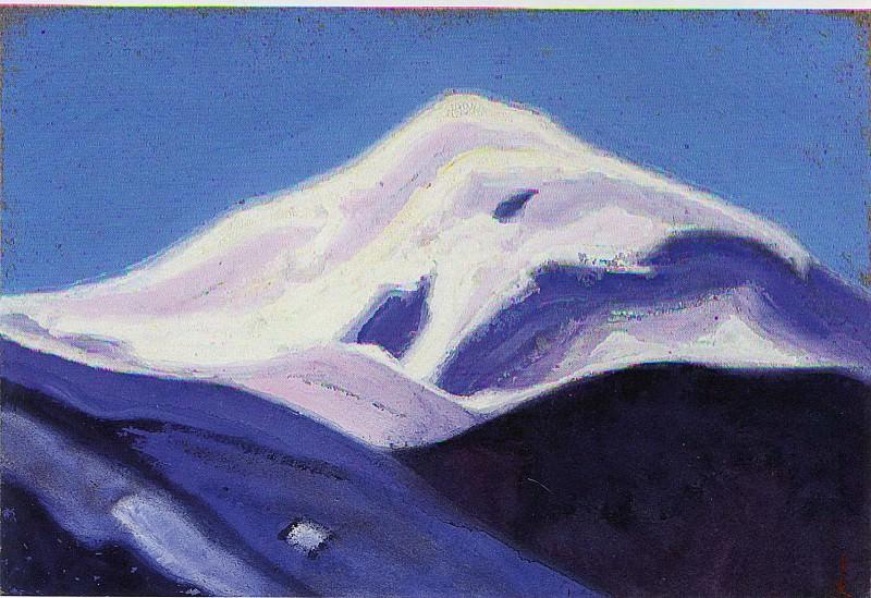 Himalayas # 65. Roerich N.K. (Part 5)