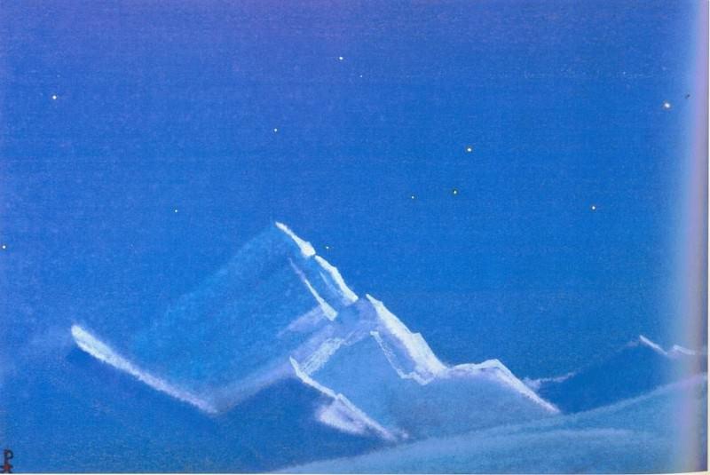 Night # 28. Roerich N.K. (Part 5)