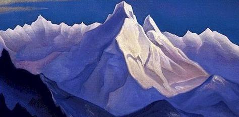 Nanda Davy. Roerich N.K. (Part 5)