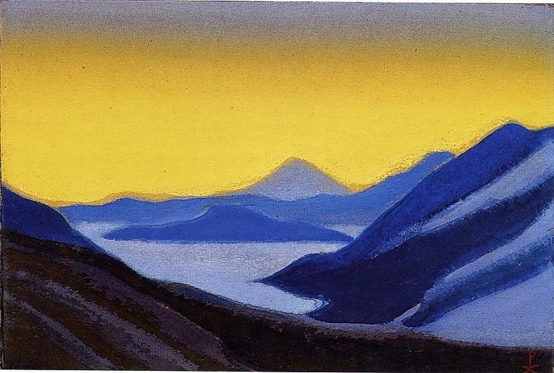 Tibet # 101. Roerich N.K. (Part 5)