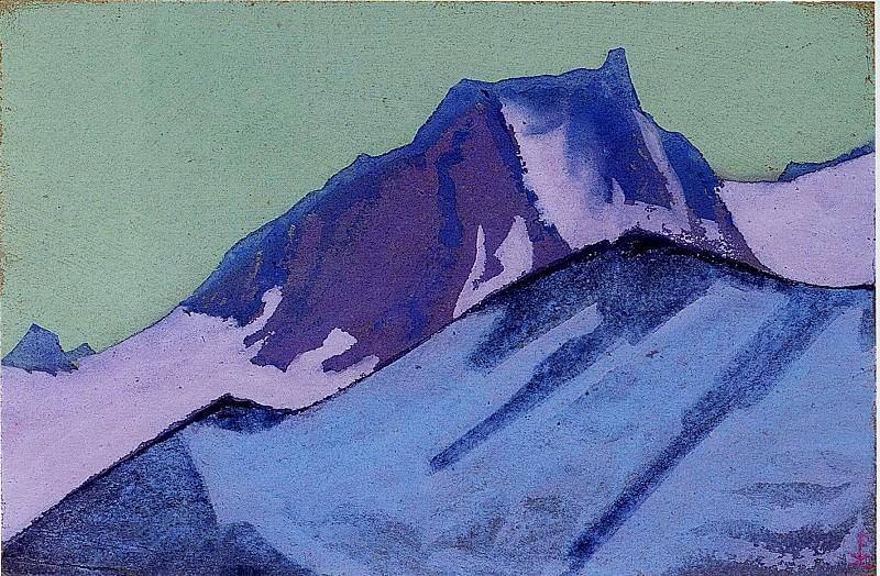 Vertices # 38. Roerich N.K. (Part 5)