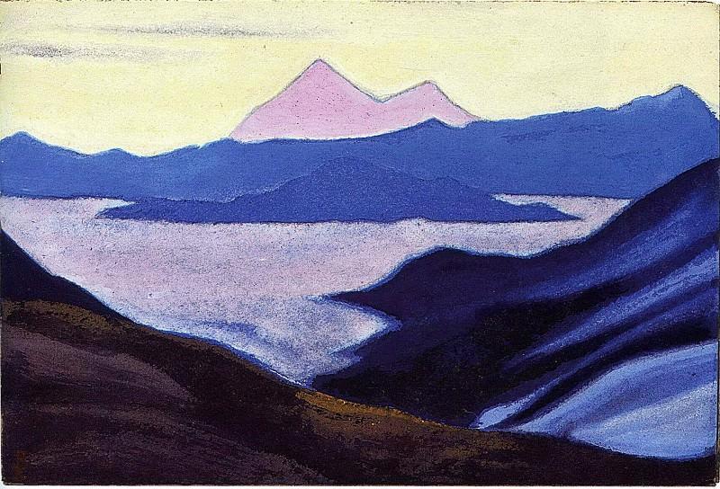 Tibet # 100. Roerich N.K. (Part 5)