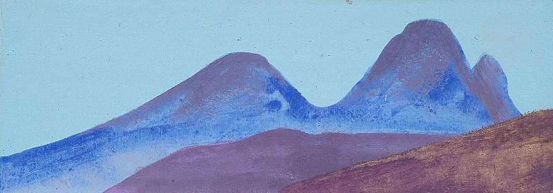 Mountain etude. Roerich N.K. (Part 5)