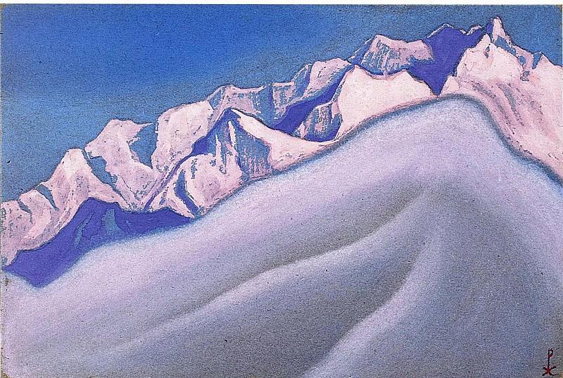 Гималаи #343. Рерих Н.К. (Часть 5)