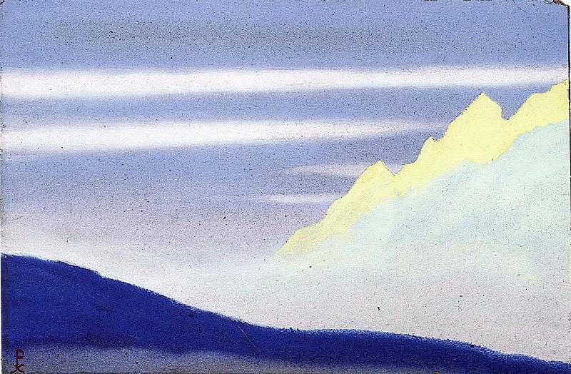 Dawn. Roerich N.K. (Part 5)
