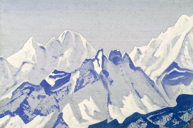 Гималаи #93 Снежное царство. Рерих Н.К. (Часть 5)