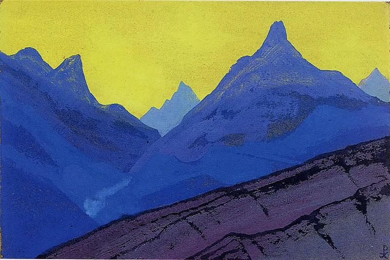 Гималаи #4. Рерих Н.К. (Часть 5)