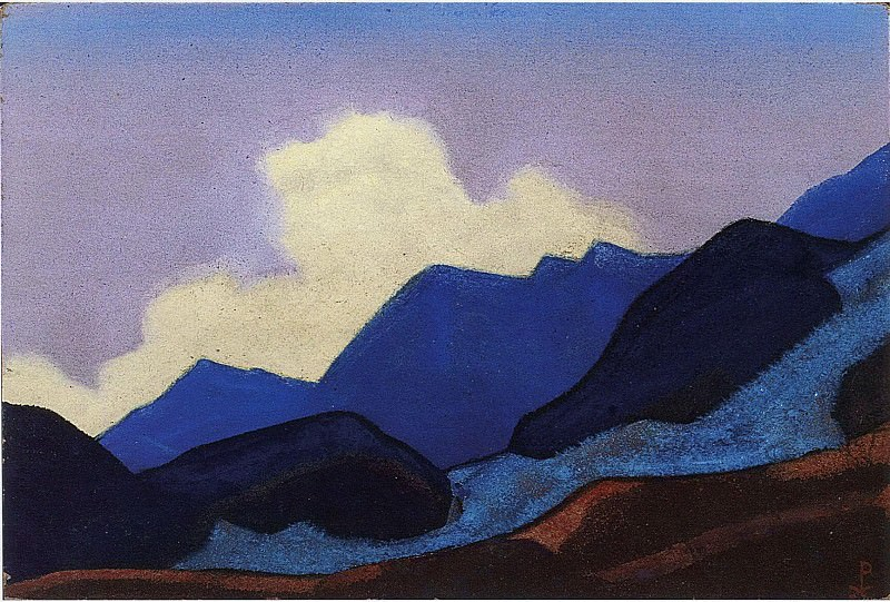 Cloud # 60. Roerich N.K. (Part 5)