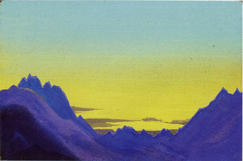 Гималаи #187. Рерих Н.К. (Часть 5)