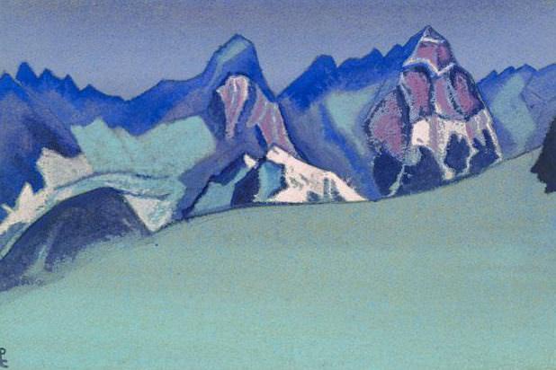 Гималаи #119 Самоцветы гор. Рерих Н.К. (Часть 5)