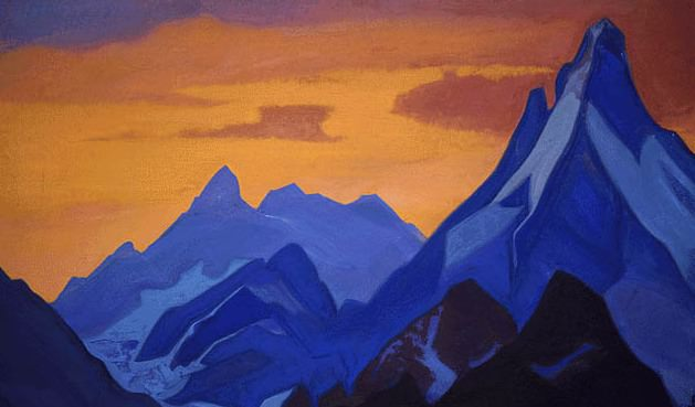 Evening. Roerich N.K. (Part 5)