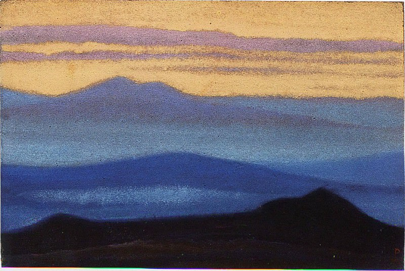 Morning. Roerich N.K. (Part 5)