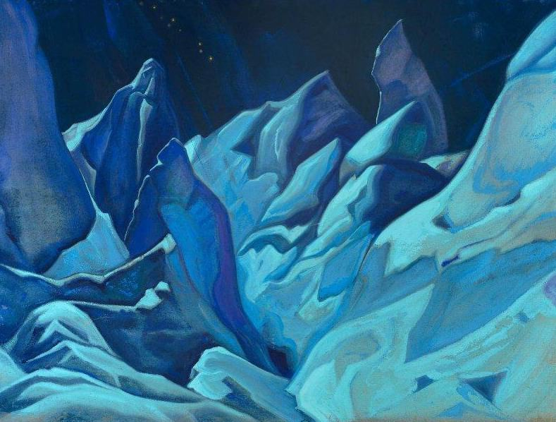 Guards overnight. Roerich N.K. (Part 5)
