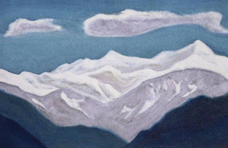 Гималаи #299. Рерих Н.К. (Часть 5)