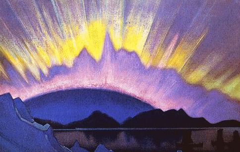 The midnight # 66. Roerich N.K. (Part 5)