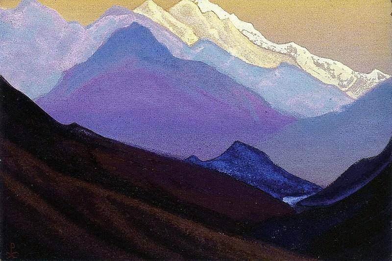 Himalayas #187. Roerich N.K. (Part 5)